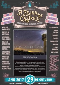 Cartaz Feira de Castrelo