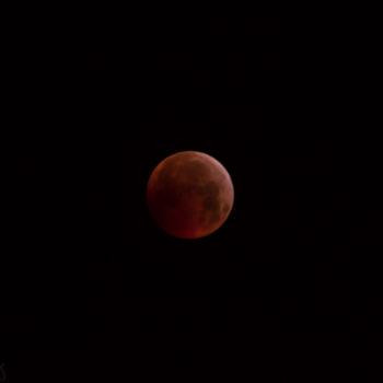 Eclipse lunar total 2019 #2